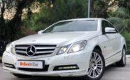 Mercedes-Benz E-Class E250 CGI Coupe